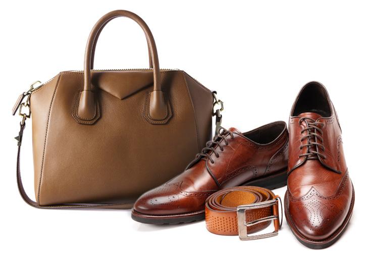 scarpe borsa cintura